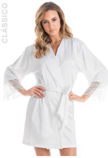 Robe Noiva Branco/G