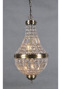 Lustre De Cristal Citadines Com 7 Lâmpadas