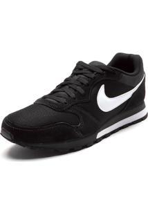 Tênis Nike Sportswear Md Runner 2 Preto