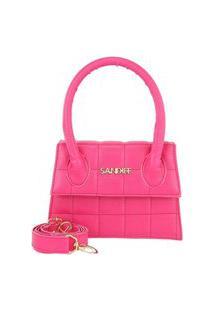 Bolsa Lara Sandiee Mini Bag Pink