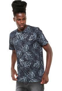 Camiseta ...Lost Coral Camo Azul