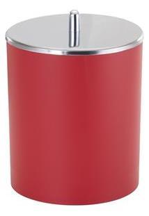 Lixeira Arthi Com Tampa 8146 Em Plástico E Inox – 5 L