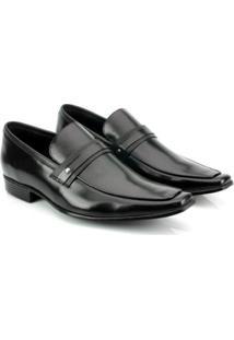 5ff54ed99c ... Sapato Social Teselli Masculino - Masculino-Preto