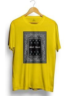 Camiseta Skill Head Bandana - Masculino