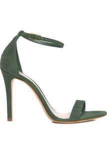 Sandália Feminina Minimal Gisele - Verde