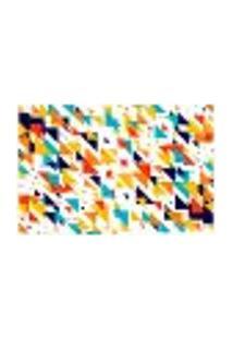 Painel Adesivo De Parede - Abstrato - 1365Pnm