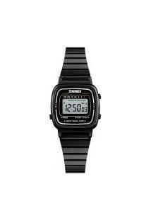 Relógio Skmei Feminino -1252- Preto