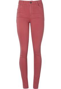 Calca Dudalina Skinny Demi Curve Essentials Feminina (O19 Rosa Claro, 34)
