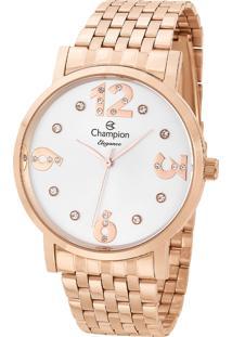Relógio Champion Feminino Elegance Cn24262Z