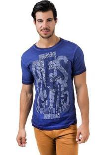 Camiseta Aes 1975 Worldwide Masculina - Masculino