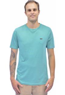 Camiseta Blanks Co Txt Importada Tri-Blend Kelly Green Htr Verde