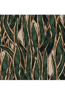 Papel De Parede Stickdecor Adesivo Espada De Sã£O Jorge 100Cm L X 300Cm A - Verde - Dafiti
