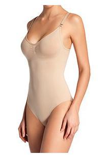 Body Modelador Slim Loba Lupo (47150-001)