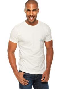 Camiseta Richards Boat Off-White