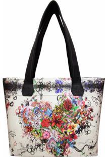 Bolsa Feminina Casual Coraã§Ã£O, Magicc - Multicolorido - Feminino - Dafiti