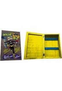 Porta Chaves Armário Batgirl Quadrinhos Hq Dc Comics