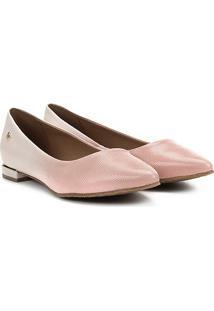 e4c14de71 Sapatilha Couro Rosa feminina   Shoelover