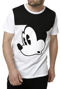 Camiseta Manga Curta Masculina Disney - Masculino