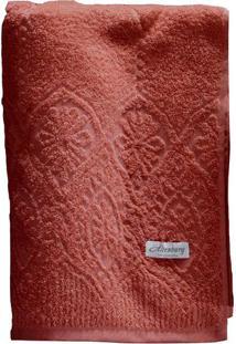 Toalha De Banho Monarca- Vermelho Escuro- 75X140Cmaltenburg