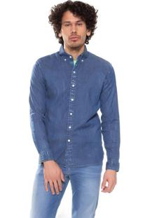 Camisa Levis Pacific No Pocket - M
