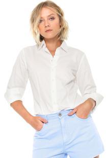 Camisa Enna Lisa Branca