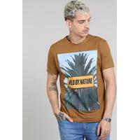56a5fe18d Camiseta Masculina