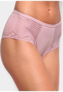 Calcinha Hot Panty Liz Boulevard 80140 - Feminino-Rosa