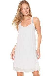 7933a4a7b Vestido Branco Enfim feminino | Gostei e agora?