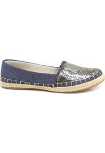 Alpargata Paetê Zariff Shoes 2270