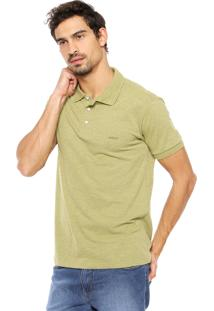 Camisa Polo Colcci Lisa Verde