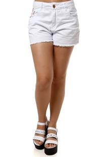 22d50a1cc469c Short Jeans Lacoste feminino   Shoelover