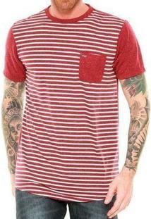 Camiseta Lock Hurley - Masculino