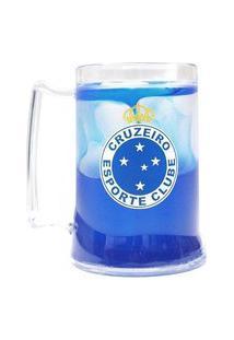 Caneca Gel Cruzeiro Escudo