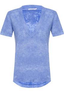 Blusa Feminina Devorê Ii - Azul