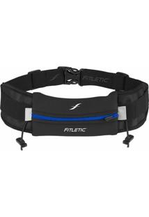 Pochete Para Corrida Com Porta Gel Ultimate I Fitletic Zíper - Unissex-Azul
