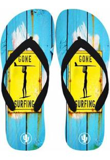 Chinelo Live Gone Surfing - Masculino