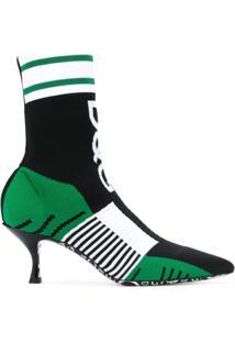 Dolce & Gabbana Ankle Boot Lori - Preto