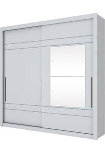 Guarda Roupa Delicato 2 Portas Branco