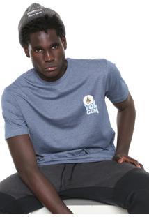 Camiseta Volcom Sundown Azul