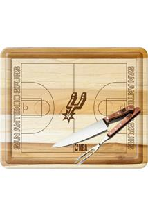 Kit Churrasco Nba San Antonio Spurs - Unissex