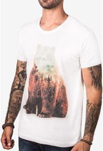 Camiseta Hermoso Compadre Bear Masculina - Masculino