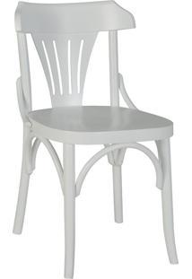 Cadeiras Para Cozinha Opzione 81 Cm 426 Branco - Maxima