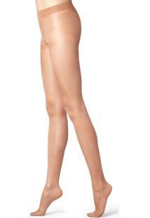 Meia Calça Modeladores Fio 30 Com Corpete Constritivo - Bege P