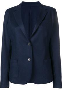 Eleventy Slim-Fit Blazer - Azul