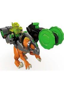 Imaginext - Mattel - Dinotech Robô - Dinos Médios - O Raptor