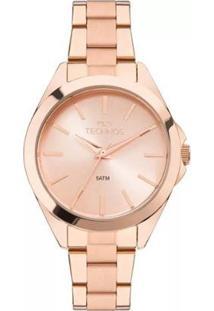 Relógio Technos Trend - Feminino-Dourado