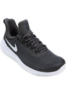6aa4ec49b6 ... Tênis Nike Renew Rival Feminino - Feminino-Preto+Branco