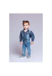 Body Jeans Mrx Jeans Azul