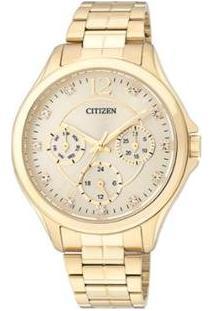 Relógio Citizen Aço Feminino - Feminino