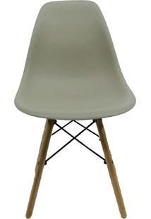 Cadeira Eames Dkr Wood - - Dafiti